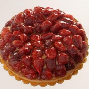 01 105 Crostata Di Fragole