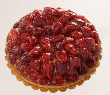 01 105 Crostata Di Fragole