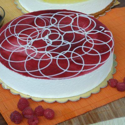 01 141 Cheesecake Panna Cotta E Lampone