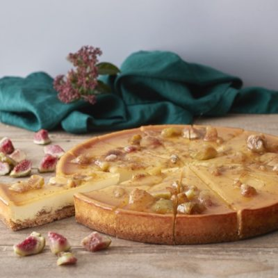 01 167 Cheesecake Fichi (fig)