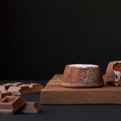 02 205 Soufflè Al Cioccolato