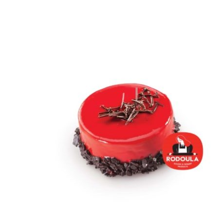 02 291 Chocolate Strawberry Cake