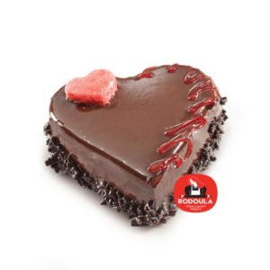 02 302 Chocolate Heart Premium