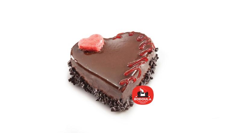 02 302 Chocolate Heart Premium