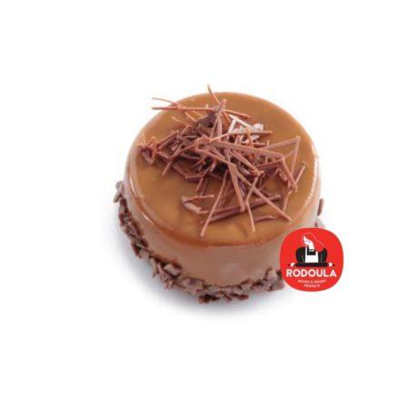02 305 Crunch Caramel Bueno Cake Premium