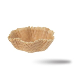 04 066 Tulip Wafer Basket