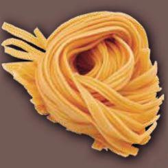 05 554 Gomitolotagliatelle Rigato (70g) 5kg B