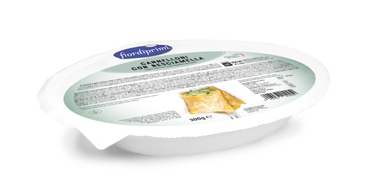 05 648 Cannelloni Ricotta & Spinaci Mono 4x300gm