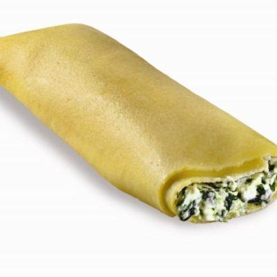 05 B09 Cannelloni Ricotta E Spinaci 3kg