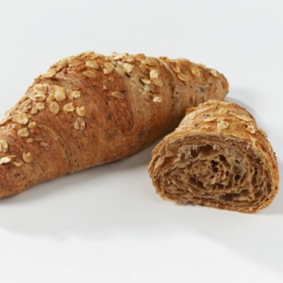 07 714 Croissant Vegan With Oats 80gm