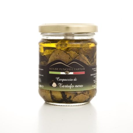 10 002 Carpaccio Di Tartufo Nero Jar 500ml A