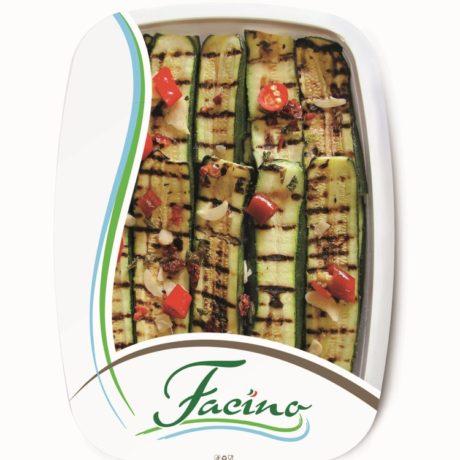 11 001 Zucchini Arrostiti (grilled Courgettes)
