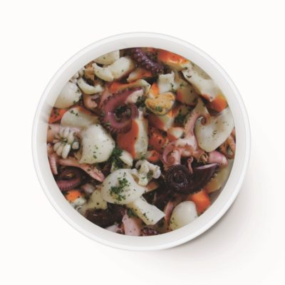 11 005 Insalta Di Mare (mixed Seafood)