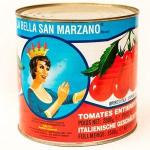 11 010 La Bella San Marzano 6x2.5kg