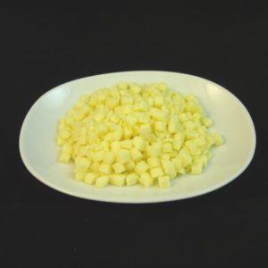 12 003 100� Mozzarella Small Cubes 5 X 5 X 5 (6x2kg) A