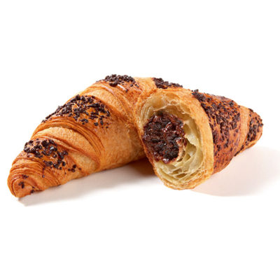 07 701 Chocolate And Hazelnut Filled Croissant