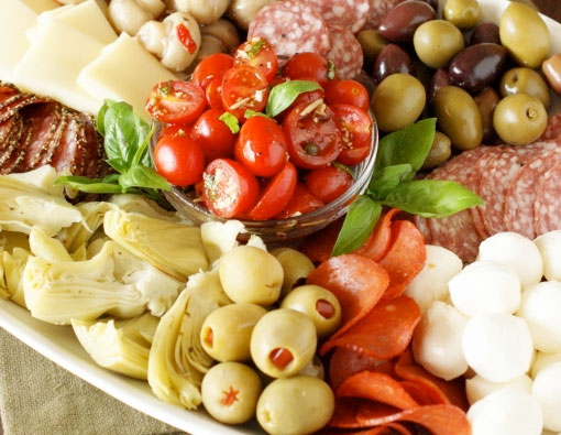 Products Antipasto