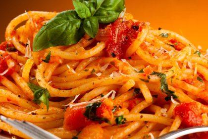 Slider Italian Food Pasta