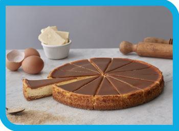 Cat Cheesecake