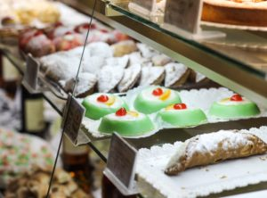 Mono Portion Cake